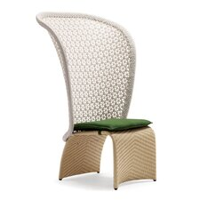 <strong>100 Essentials</strong> Exotica High Back Lounge Chair with Cushion