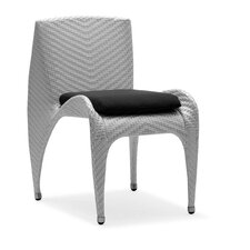 <strong>100 Essentials</strong> Rivage Side Chair with Cushion