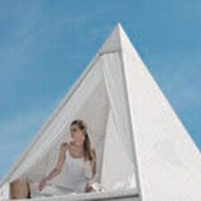 <strong>100 Essentials</strong> Palace Pyramid Daybed with Cushions