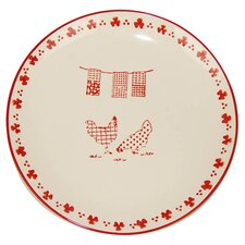 "Barnyard 10"" Large Plate (Set of 3)"