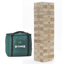 Giant Tower Game with Storage Bag