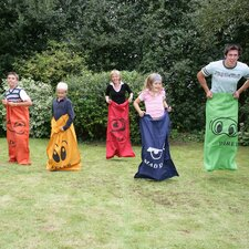 <strong>Garden Games</strong> Sack Racing Game