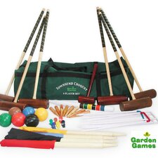 Townsend 6 Player Croquet Set in a Bag