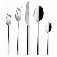 Helena 5 Piece Flatware Dinner Flatware Set