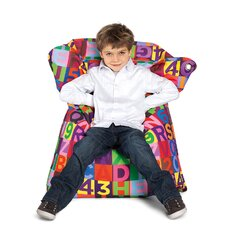 <strong>Sitting Bull</strong> Fashion Mini Bull ABC Bean Bag Lounger