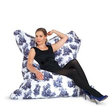 <strong>Sitting Bull</strong> Fashion Bull Toile De Jouy Bean Bag Lounger