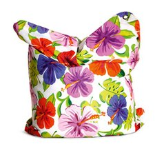 Fashion Bull Paradise Flower Bean Bag Lounger