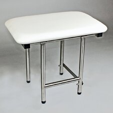 "<strong>CSI Bathware</strong> 22"" x 16"" Rectangular Padded Shower Seat"