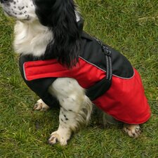 Dog Coat in Red