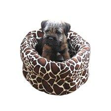 40 Winks Animal Print Dog Bed