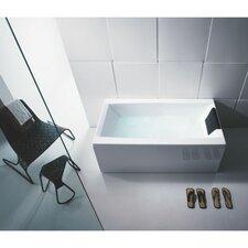 """Eden 67"""" x 27.5"""" Bathtub"""