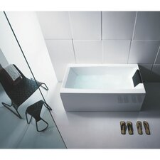 "Eden 67"" x 28"" Bathtub"
