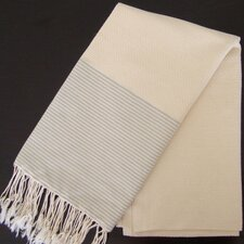 Fouta Striped Bath Towel