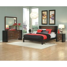 <strong>Brazil Furniture Group</strong> Geranium Panel Bedroom Collection