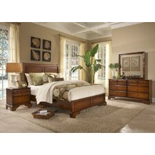 <strong>Brazil Furniture Group</strong> Newport Sleigh Bedroom Collection
