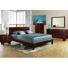 Violet Panel Bedroom Collection