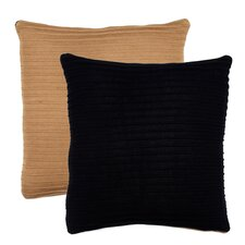 Knits Pleated Cotton Pillow