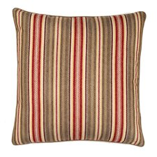 Norwich Stripe Cotton Pillow