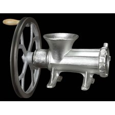 Hand-Crank Professional Meat Chopper (15 lbs. per minute)