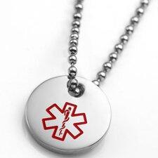 Medical Alert ID Pendant
