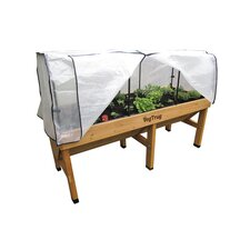 Medium Greenhouse Cover and Cover Frame