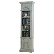 "<strong>Ultimate Accents</strong> Mayfield Country French 84"" Bookcase"