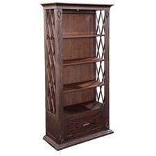 Diamond Bookcase