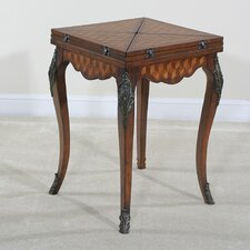 Preswick Handkerchief Game Table