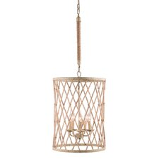 Mica 5 Light Foyer Pendant