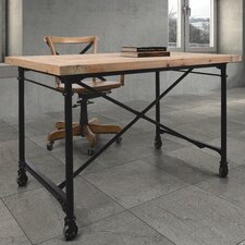 All Desks Features Casters Wheels Wayfair