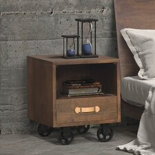 Oaktown 1 Drawer Nightstand