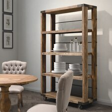 "<strong>Zuo Era</strong> Newcomb Wide 81"" Bookcase"