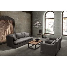 Pacific Heights Fabric Living Room Collection