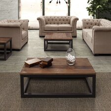 Civic Center Rectangular Coffee Table Set
