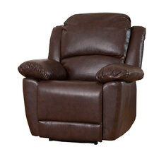 Bonded Leather 1 Seater Recliner