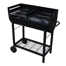 Drum Charcoal Barbecue