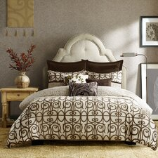 Isabelle 3 Piece Full/Queen Comforter Mini Set