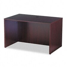 BL Series Desk Shell with Rectangle Top