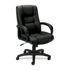 <strong>Basyx by HON</strong> VL131 Executive High-Back Chair