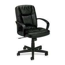 <strong>Basyx by HON</strong> VL171 Executive Mid-Back Chair