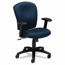 <strong>Basyx by HON</strong> VL200 Series Task Chair with Adjustable Height Arms