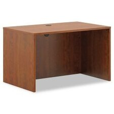 1BL Series Desk Shell with Rectangle Top