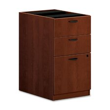 3 Drawer Pedestal File