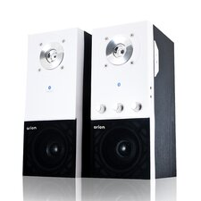 Arion Bluetooth Speakers with Wall Mount Brackets