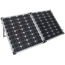 Foldable Solar Collector with Controller