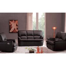 Compact Chicago Sofa Set