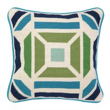 Novato Needlepoint Pillow