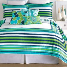 Huntington Stripe Bedding Collection