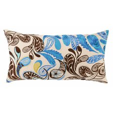 Paisley Linen Pillow