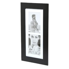 Manhattan 2-Opening Picture Frame